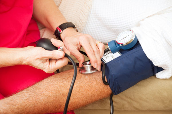 Blood Pressure and Heart Rate Massage in Bonita Springs FL